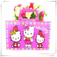 Portable Kitty Federmäppchen mit codiertem Schloss für Promotion