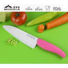 Couteau de chef en céramique de 6,7 po pour appareil ménager