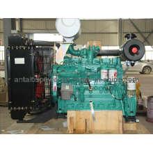 4-тактный дизельный двигатель Cummins (6BTA5.9-G1 / G2)