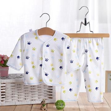 Unisex Cotton Newborn Baby Infant Apparel