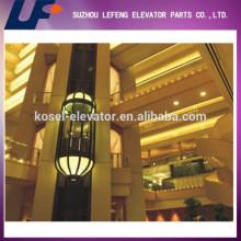 Hochwertiges Glas Panoramisch / Observation Elavator