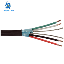 Double Screened 4 Core Instrumentation Cable 1.5mm