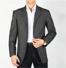 Two Button Non-Ironing Business Man Suit (W0168)