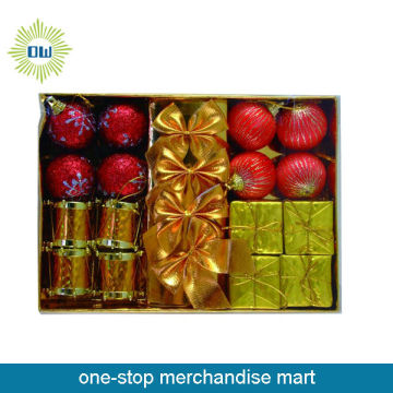 Hot Sale 20pc Christmas Ball for promotion