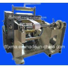 Máquina de conversión de rollo de papel sólo para bobinado