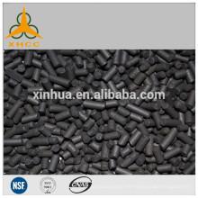 recuperación de solvente carbón activado