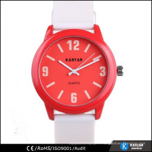 Silicone japan movement quartz watch sr626sw