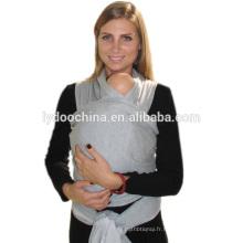 Chinois chaud ventes bébé wrap transporteur pour cadeau bébé nouveau-né