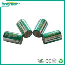 Metal pilas de la chaqueta 1.5V pila seca de la célula