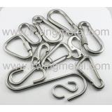 Stainless Steel Snap Hook Snap Hook Spring Hook