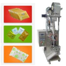 Machine à emballer en plastique de film de PE de papier filtre de scelleur de trois bords