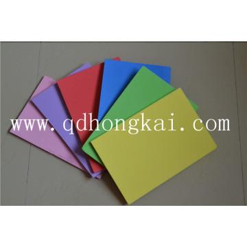 Лист пены высокого качества EVA, лист пены цвета PE, полиэтиленовая пена