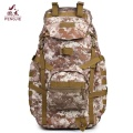 Hiking Camo tebal kanvas Tentera Rucksack Backpack