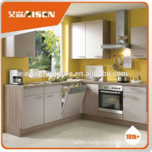 Competitive price factory directly double sided kitchen cabinet