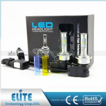 Hitzebeständige Autoscheinwerfer mit Turbo-Lüfter d5s d4s d3s d2s d1s LED Scheinwerfer Umwandlung