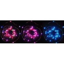 микро светодиодные медный свет/фип LED свет /F050C-307