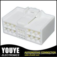 Connecteur du faisceau de fils 18 trous ISO9001 Ts16949 voiture