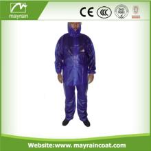Wholesale Cheap Two long PVC Safety Workwear