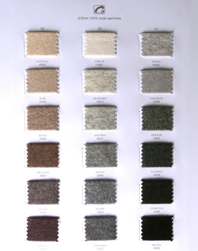 100 cashmere knitting wool
