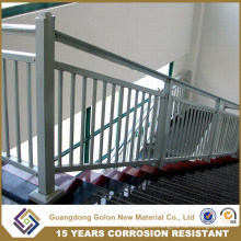 Wrought Iron Straight Stair