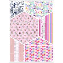 Nuevo diseño con tela de poliéster / algodón de buena calidad para hacer juegos de cama