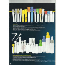 Pen Atomizers and Glass Tubes with Spray Pumps