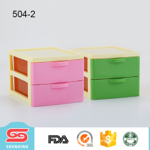 good quality multipurpose mini tabletop container storage organizer with drawer