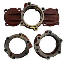 OEM Custom Stahl Mechanisch bearbeitete Teile