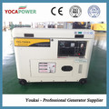5.5kw Small Diesel Engine Electric Power Generator