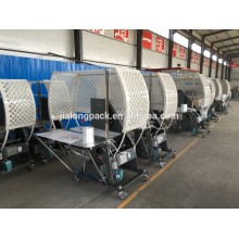 manual corrugated box strapping machine