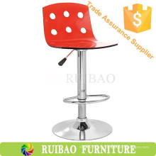 Акриловый барный стул