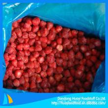 IQF Morango nova colheita