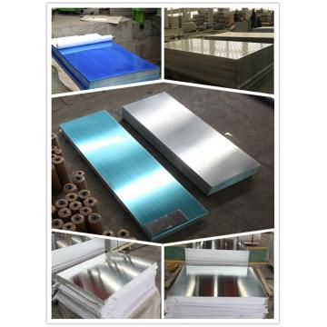 Brushed Colorful Metal Freely Printing Aluminum Sheets