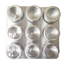 Vasilha de talheres de aço inoxidável (CL1Z-J0604 - 9c)