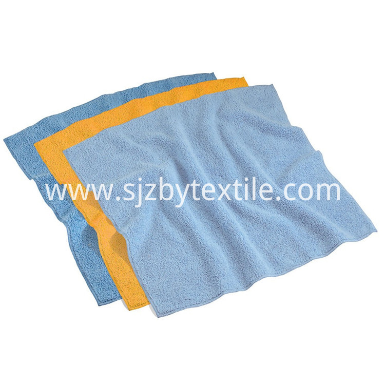 Bright Flush Microfiber Car Towels