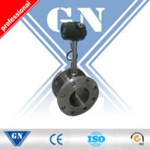 Medidor de flujo digital Vortex para tubería de agua 4-20mA (CX-VFM)