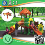 Fashion Plastic Series Outdoor Playground Equipment (KY-10012)