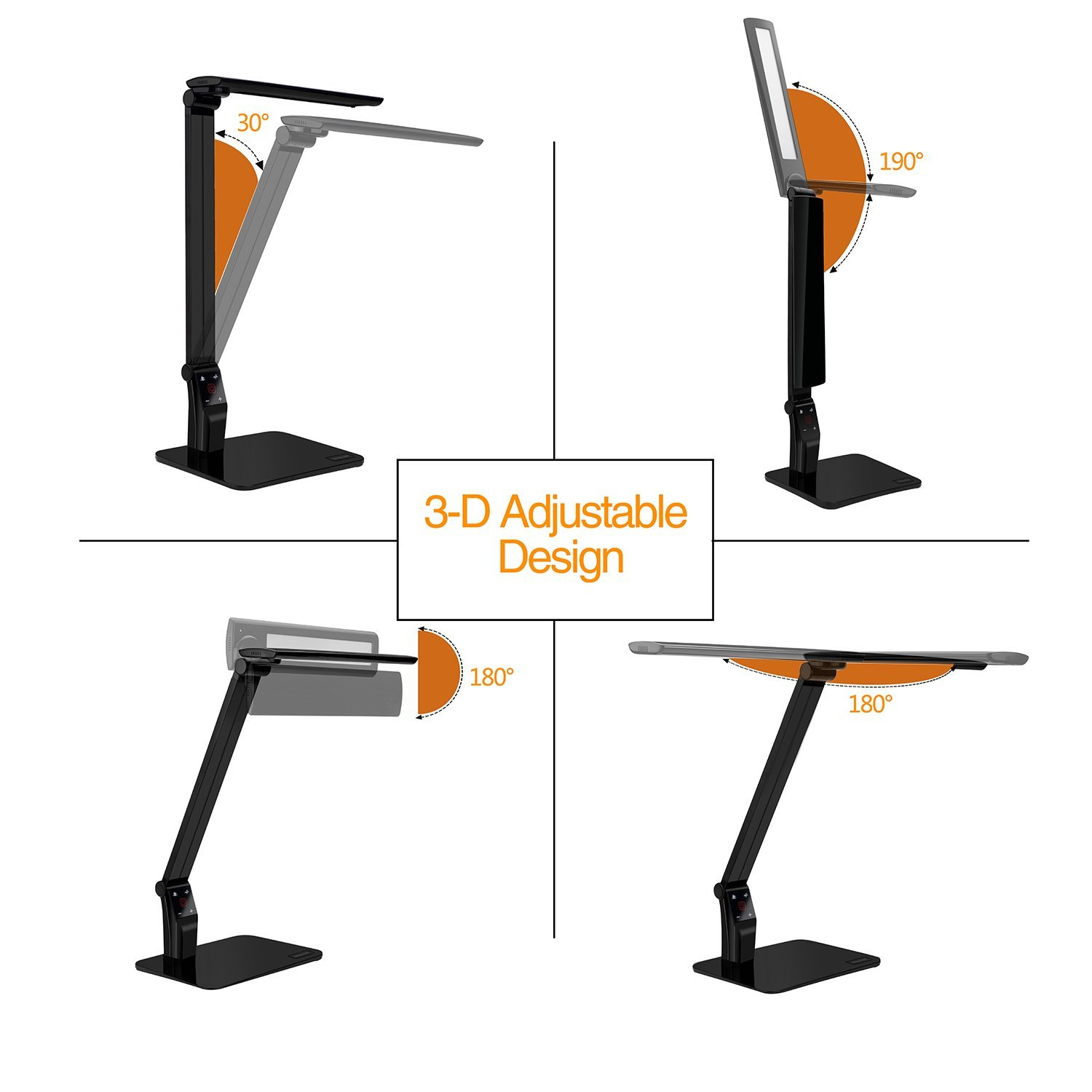 LED Desktop Lamp