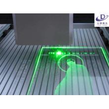 Laser scale laser subsurface engraving machine