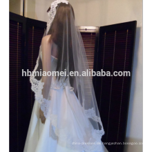 Best-selling Braut Hochzeit Schleier Retro-Spitze Spitze koreanische Hochzeit Zubehör wesentliche Schleier Braut Hochzeit Schleier Großhandel