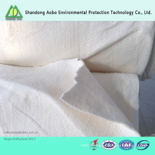Nonwoven FR Rayon fiber viscose fiber filling for mattress