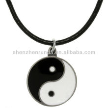 Wholesale Men Fashion Pendant Yin and Yang Pendants Necklace