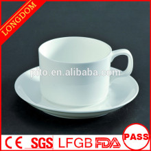 2014 hot sale factory directly porcelain coffee cup set for hotel restaurant