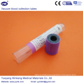 Vacuum Blood Collection Tubes EDTA Tube (ENK-CXG-018)