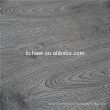 Piso de madeira imitado interno / assoalho de revestimento interior fácil do clique
