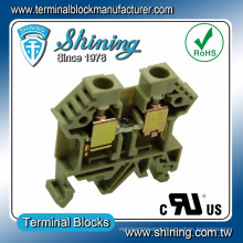 TF-10 10mm UL Approved Equal To Phoenix Contact Terminal Block