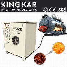 Gerador HHO de Hidrogênio para Diesel ou para Caldeira