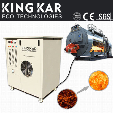 Generador de gas de hidrógeno para calderas (Kingkar7000)