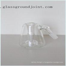 Курение табака водопровода с землей совместных стекла