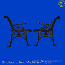 Custom high quality park bench parts, weight bench parts, wooden bench parts